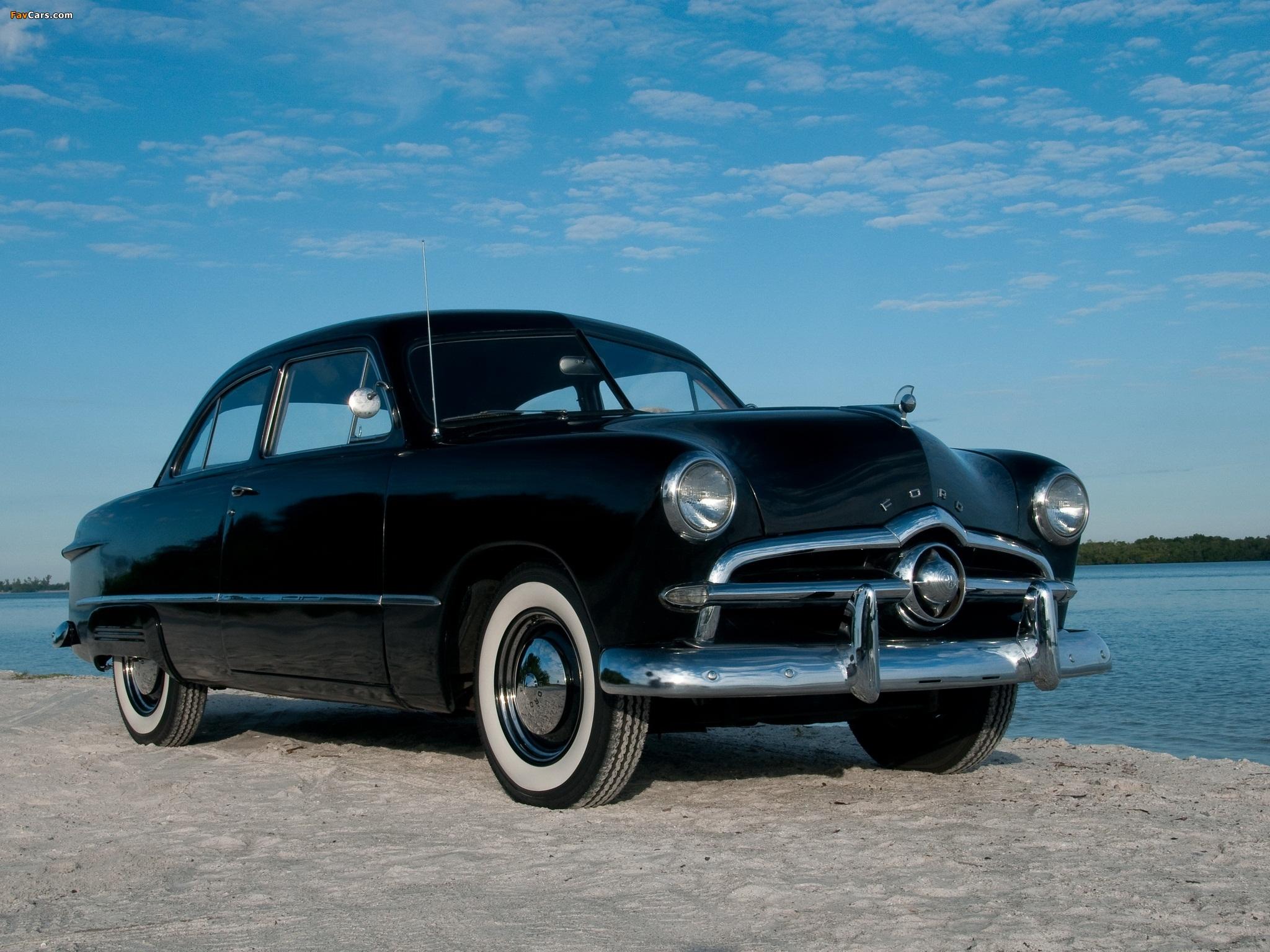 Photos of Ford V8 Standard Tudor Sedan (70A) 1949 (2048 x 1536)