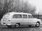 Pictures of Ford Standard Ambulance by Visser 1949