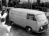 Ford Taunus Transit Forerunner 1953–65 pictures