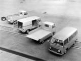 Ford Taunus Transit pictures
