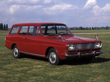 Images of Ford Taunus 15M Turnier (P6) 1966