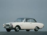 Photos of Ford Taunus 17M 2-door (P3) 1960–64