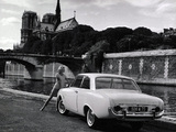 Ford Taunus 17M 2-door (P3) 1960–64 wallpapers
