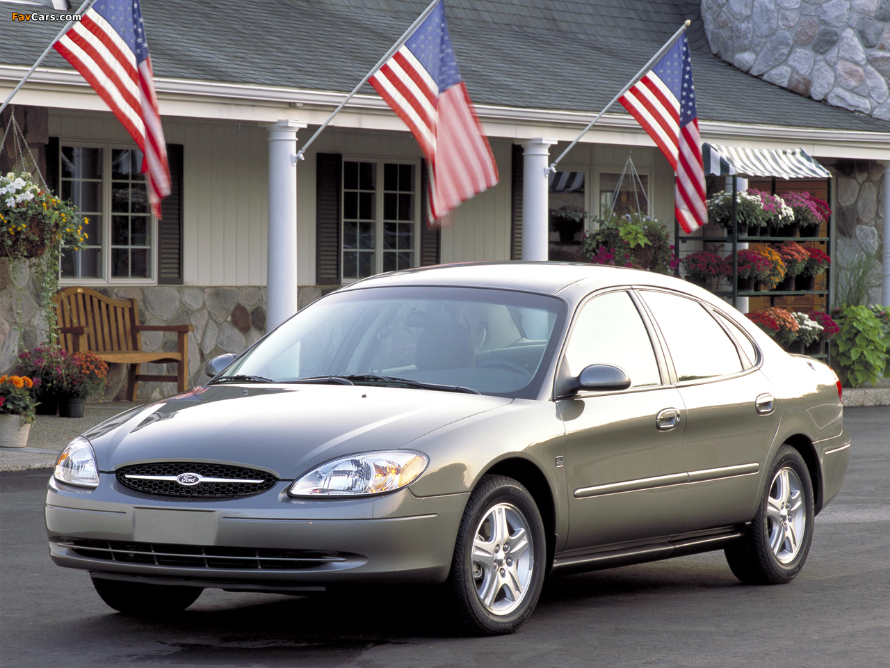 Ford Taurus 2000 06 Pictures 1280x960