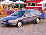 Ford Taurus Wagon 2000–04 pictures