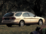 Ford Taurus Wagon 2000–04 wallpapers