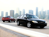Ford Taurus 2000–06 wallpapers