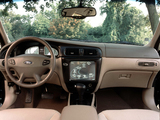 Ford Taurus Safety Concept 2003 photos