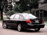 Ford Taurus Safety Concept 2003 wallpapers