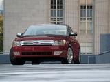Ford Taurus 2007–09 photos