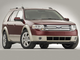 Ford Taurus X 2007–09 photos