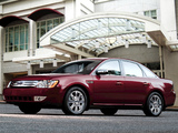 Ford Taurus 2007–09 wallpapers