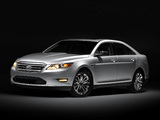 Ford Taurus 2009–11 images