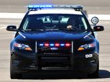 Ford Police Interceptor Sedan 2010 images