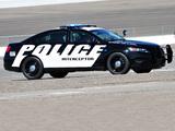 Ford Police Interceptor Sedan 2010 photos