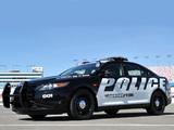 Ford Police Interceptor Sedan 2010 pictures