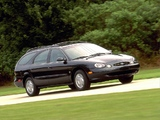Images of Ford Taurus Wagon 1996–99