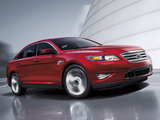 Images of Ford Taurus SHO 2009–11