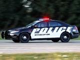 Images of Ford Police Interceptor Sedan 2010