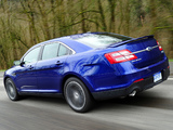 Images of Ford Taurus SHO 2011