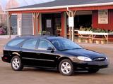 Photos of Ford Taurus Wagon 2000–04