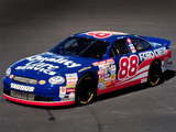 Pictures of Ford Taurus NASCAR Race Car 1997