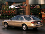 Pictures of Ford Taurus Wagon 2000–04