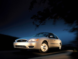 Pictures of Ford Taurus 2000–06