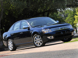 Pictures of Ford Taurus 2007–09