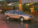 Ford Taurus Wagon 2000–04 wallpapers