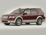 Ford Taurus X 2007–09 wallpapers