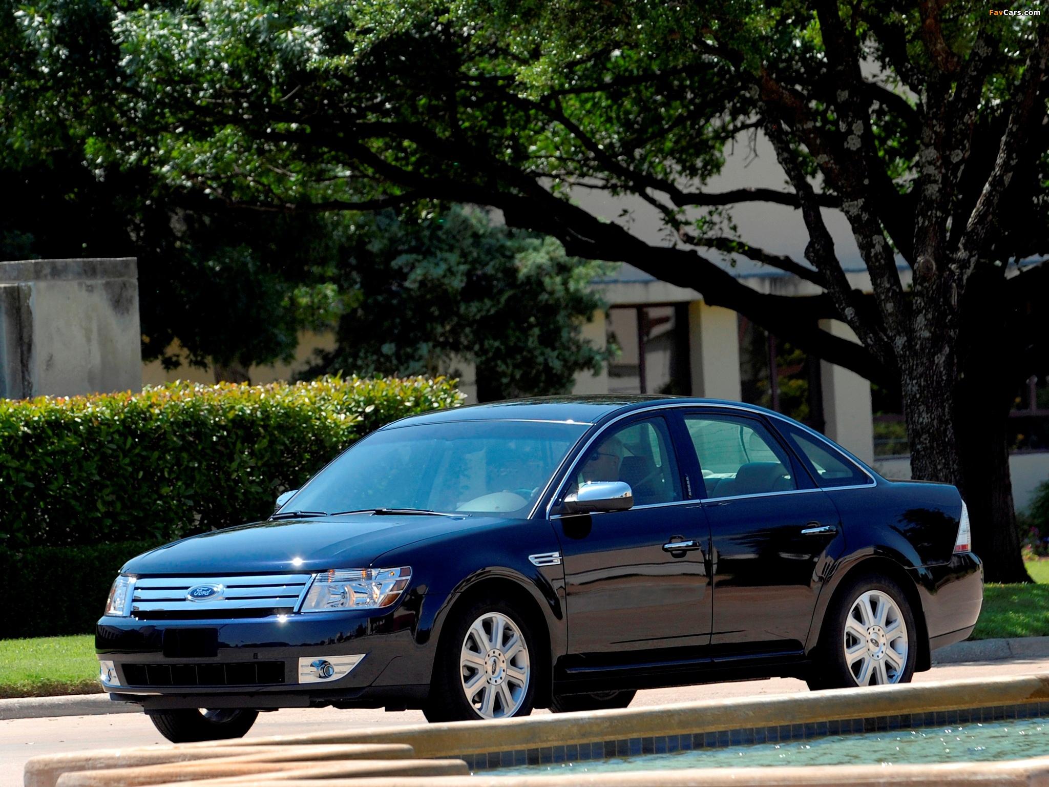форд таурус 5 #10