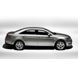 Ford Taurus 2009–11 wallpapers