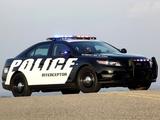 Ford Police Interceptor Sedan 2010 wallpapers