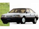 Ford Telstar Hatchback (AT) 1987–89 pictures