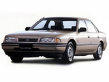 Pictures of Ford Telstar Sedan (AT) 1987–89