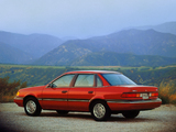 Photos of Ford Tempo Sedan 1988–91