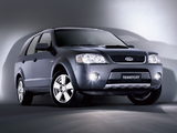 Ford Territory (SX) 2004–05 wallpapers