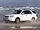 Ford Territory (SY) 2005–09 photos