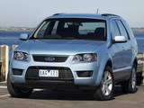 Ford Territory (SY) 2009–11 photos