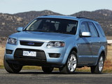 Ford Territory (SY) 2009–11 wallpapers