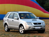 Images of Ford Territory ST (SY) 2006–09