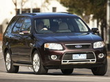Images of Ford Territory (SY) 2009–11