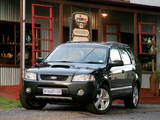 Photos of Ford Territory ST (SY) 2006–09