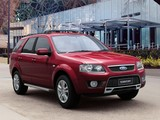 Photos of Ford Territory (SY) 2009–11