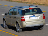 Pictures of Ford Territory (SY) 2005–09