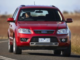 Pictures of Ford Territory (SY) 2009–11