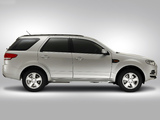 Pictures of Ford Territory (SY) 2011