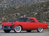 Ford Thunderbird 1955 images