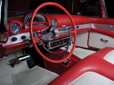 Ford Thunderbird 1955 photos